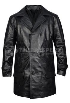 #German #Submariner #WW2 #Vintage #Mens Black Leather #Jacket #Coat - Buy Now Amazing New Collection at The Jasperz Store!