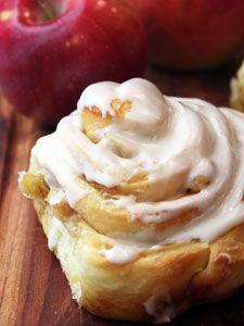 Apple Sweet Rolls