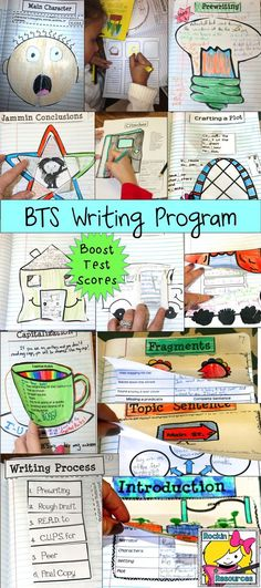 Are you looking to boost your writing test scores and motivate your students at … Are you looking to boost your writing test scores and motivate your students at the same time? This writing program will do just that! It includes lesson plans, teaching po Writing Mini Lessons, Writing Test, Paragraph Writing, Narrative Writing, Informational Writing, Persuasive Writing, Writing Workshop, Writing Ideas, Writing Activities
