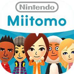 I got the Miitomo app!!!