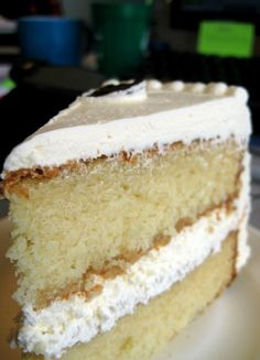 Receta de pastel de vainilla
