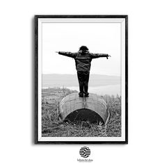 Learning to fly,Modern Photography,Black and White Wall Art,Fine Art Print. | Infinite Art Shop