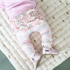 Cutest little butt going around @hellowillowstore  #babyrosie #kidsstyling #girlsfashion #styling