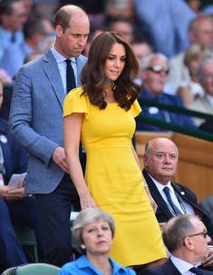 Kate Middleton Pulled a Total Meghan Markle with Her Wimbledon Outfit Today- Cosmopolitan.com