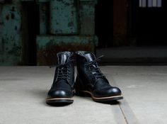Red Wing Shoes 8126 and 8127 6inch Brogue Ranger