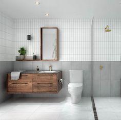 Amazing 49 Fancy Bathroom Mirror Ideas For Your Bathroom Bathroom Niche, Diy Bathroom Vanity, Bathroom Renos, Bathroom Renovations, Bathroom Furniture, Bathroom Cabinets, Bathroom Interior, Small Bathroom, Master Bathroom