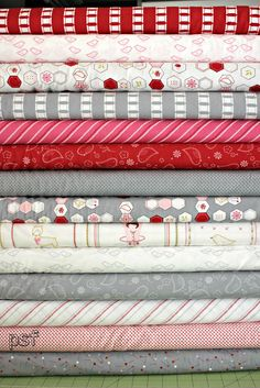 POPPYSEED FABRICS: new fabric: sew stitchy by Aneela Hoey