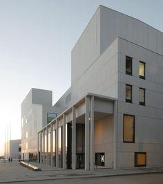 Kulturkvartalet Stormen, Bodø.