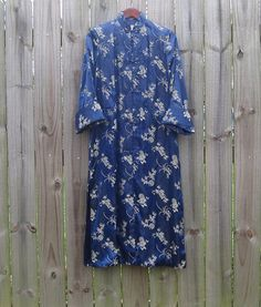 XS S Extra Small Vintage 90s Dark Blue Asian by PinkCheetahVintage