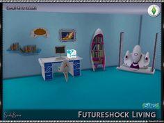 SrslySims | Futureshock Living