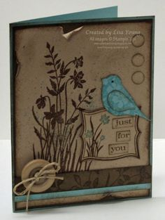 Just Believe and Bird by genesis - Cards and Paper Crafts at Splitcoaststampers