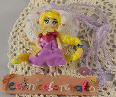 Rapunzel (Tangled) Necklace