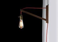 Wall Lamp — ACCESSORIES -- Better Living Through Design