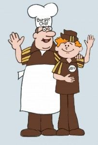 OH MY GOSH...a trip down memory lane...Burger Chef and Jeff!
