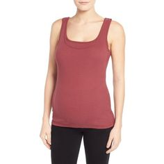 Women's Bun Maternity Maternity/nursing Tank (£32) ❤ liked on Polyvore featuring maternity and marsala