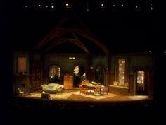 A Ministers' Wife. San Jose Repertory Theatre. Scenic design by Collette Pollard.