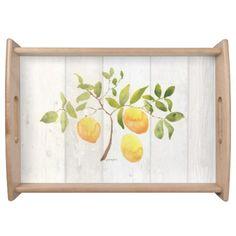 Lemons tray by Paloma Navio