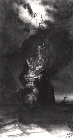 Le phare - Victor Hugo