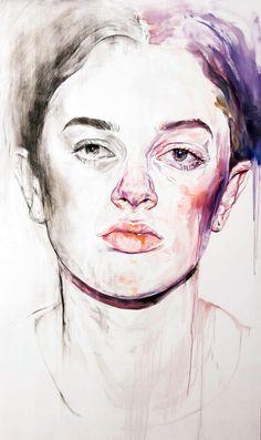 So hollow, So pure — Kim Hyunji Oil Paint On Wood, Painting On Wood, Empty Canvas, Medium Art, Original Paintings, Art Paintings, Illustration Art, Illustrations, Saatchi Art