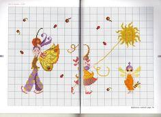 cross stitch fairyland   make handmade, crochet, craft