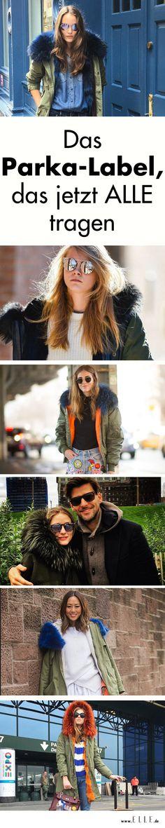 Von Chiara Ferragni bis Olivia Palermo: Fashionistas lieben die außergewöhnlichen Parkas von Mr & Mrs Italy. Und das Beste? Wir können sie auch haben!