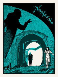 Nosferatu by N E