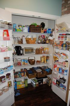 A look inside a whole foods pantry - 100 Days of Real Food