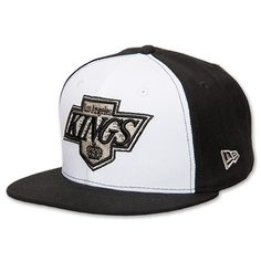 New Era Los Angeles Kings NHL Colorblock Hat f953e5b413c