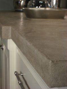 Cement Skim Coat Over Formica Laminate Countertop Resurface   Brush U0026  Trowel In Portland, OR