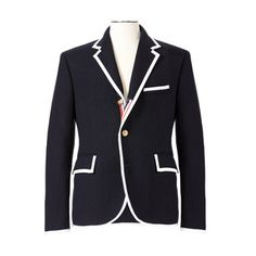 The Thom Browne Men's Blazer from the Neiman Marcus + Target collection. #Holiday24 ... Coming soon