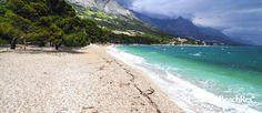 Beach Punta Rata - Brela - Dalmatia - Split - Croatia