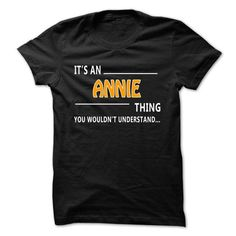 Annie thing understand ST421 - #tshirt drawing #sweater skirt. SATISFACTION GUARANTEED => https://www.sunfrog.com/Names/Annie-thing-understand-ST421-15626693-Guys.html?68278