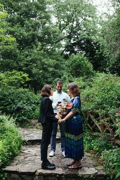 LGBTQIA+ elopement in Central Park | Image by Sylvie Rosokoff Our Wedding Day, Wedding Blog, Shakespeare In The Park, Garden Wedding Inspiration, Grooms, Central Park, Wedding Trends, Bridal Style, The Incredibles