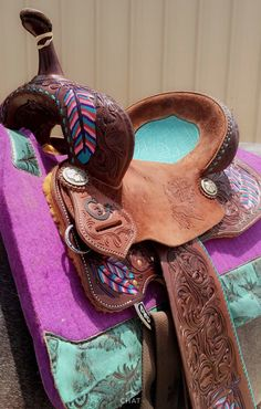 Omg this is Chali's (creator) main and I'm in loveeee Horse Boots, Horse Gear, Horse Saddles, My Horse, Horse Love, Roping Saddles, Horse Riding, Barrel Racing Saddles, Barrel Saddle