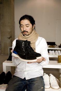 Streetwear is nothing short of an obsession in Japan and although many brands are imported from the USA, some do go the other way too. Japanese footwear brand, Visvim is one such label which has achieved success (and incredibly high prices) around the world.