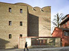 via Roland Halbe: lederer + ragnarsdottir + oei, arts museum, ravensburg germany