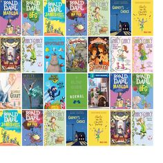 """Wednesday, February 15, 2017: The Newbury Town Library has 19 new children's books in the Children's Books section.   The new titles this week include """"Matilda,"""" """"The BFG,"""" and """"James and the Giant Peach."""""""