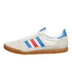 new styles 55762 75b18 adidas - Indoor Super SPZL Core White  Bright Royal  Footwear White S75926