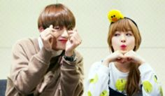 Seunghee x Taehyung