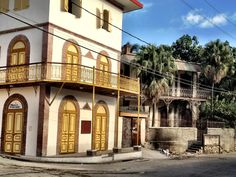 In Pearl of the Caribbean, Brandt and Nadia visit Jacmel, Haiti… Haitian Creole, Greater Antilles, Port Au Prince, Haitian Art, Largest Countries, Beautiful Architecture, Culture Travel, Back Home, Caribbean