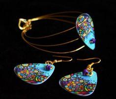 Set URBAN HIPPIE Urban Hippie, Drop Earrings, Crafty, Jewelry, Jewlery, Bijoux, Schmuck, Drop Earring, Jewerly