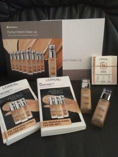 Perfect Match Make-up von L' Oréal Paris im Produkttest mit Markenjury  #perfectmatch #loreal #markenjury