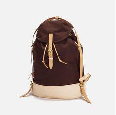 34d99686ef Vintage Men Casual Canvas Leather Backpack Rucksack Bookbag Satchel Hiking  Bag L108 Satchel Backpack