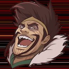 League of Legends Facebook Stickers - Imgur Draven League Of Legends, Art Images, Funny Jokes, Clip Art, Pure Products, Fictional Characters, Humor, Gaming, Facebook