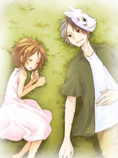 Hotarubi no Mori e ~~ This movie is so beautiful.<<- gonna watch it