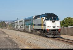 RailPictures.Net Photo: SCAX 896 Metrolink MPI MP36PH-3C at Moorpark, California by Mark MacDougall
