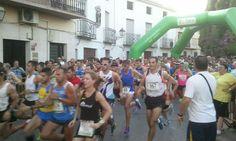 Diez mil atletas han participado en las carreras populares organizadas por Diputación