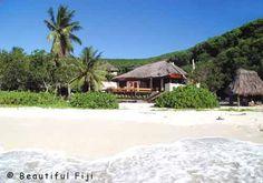 Yasawa Island Resort and Spa bure, Fiji