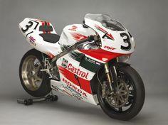 Honda RC45 HRC Classic racebike in Cars, Motorcycles & Vehicles, Motorcycles & Scooters, Honda | eBay