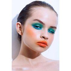 Crazy MakeUp from Kholodnykh Darya